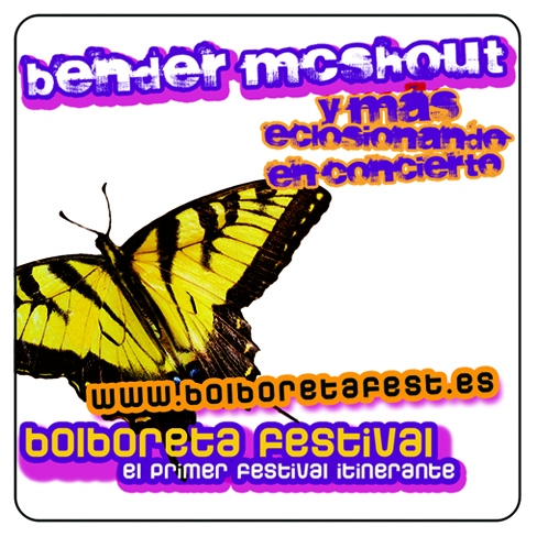 Bolboreta Festival